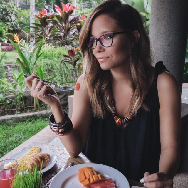 Breakfast  style igersmadrid bloggerstyle blogger indonesia beautiful outfit follow4followhellip