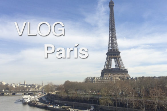 vlog paris